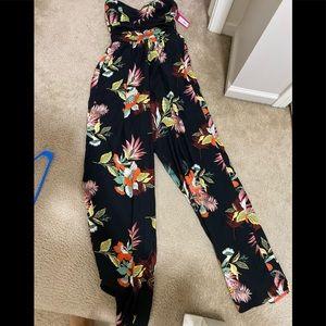 Brand New halter one piece pant  jumpsuit